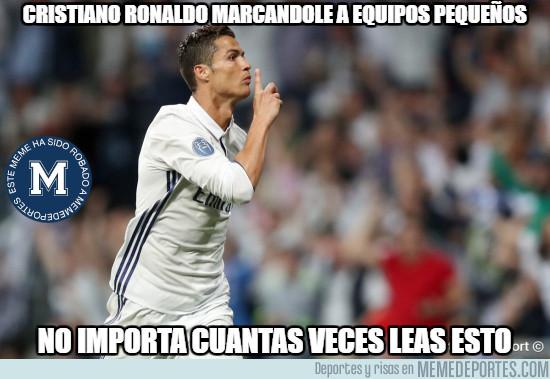 972745 - Cristiano Ronaldo lo ha vuelto a hacer