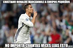 Enlace a Cristiano Ronaldo lo ha vuelto a hacer