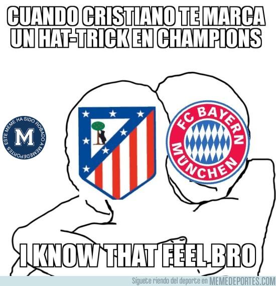 972756 - Atleti y Bayern sienten lo mismo