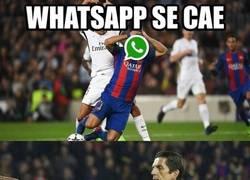 Enlace a Lo que se esconde tras la caída de Whatsapp