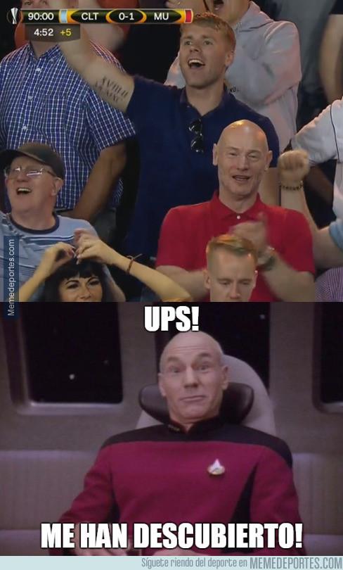 973247 - Incluso Picard anima al United...