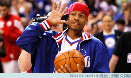 973334 - Allen Iverson, The Answer