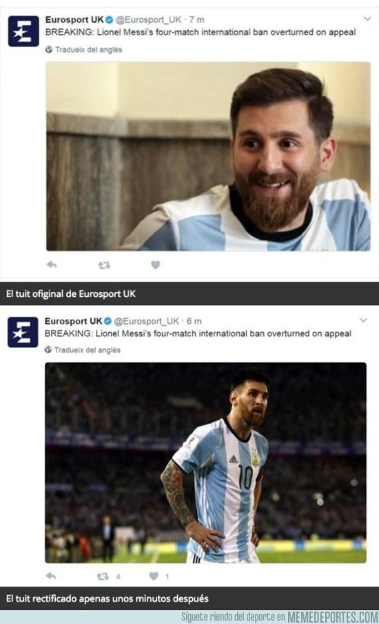 973403 - El 'Messi iraní' engaña a Eurosport y se la cuela bien doblada