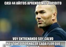 Enlace a La canción de Zidane que será el próximo hit del verano