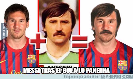 973506 - Messi se transformó