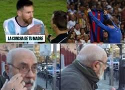 Enlace a La humildad de Messi