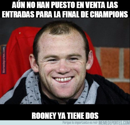 973855 - Rooney siempre tiene suerte