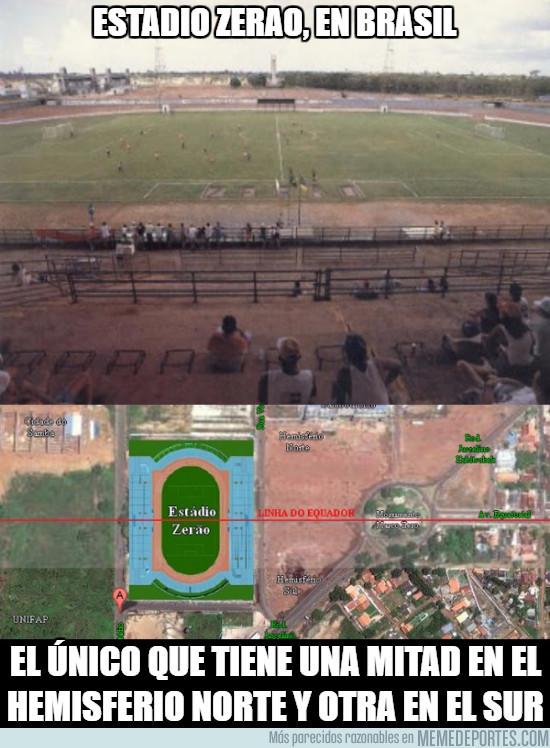 973883 - El Estadio Zerao, en Brasil