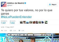 Enlace a El Atlético iba por la experiencia
