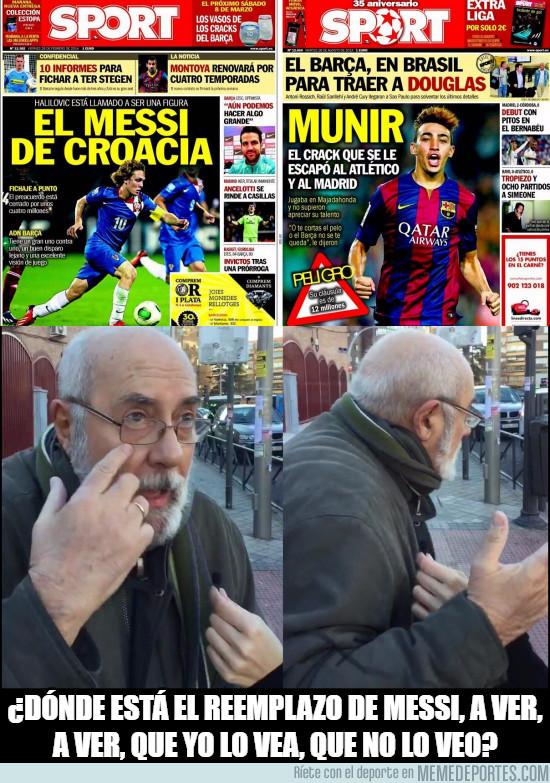 973975 - Messi es único y pasarán décadas hasta que aparezca alguien como él