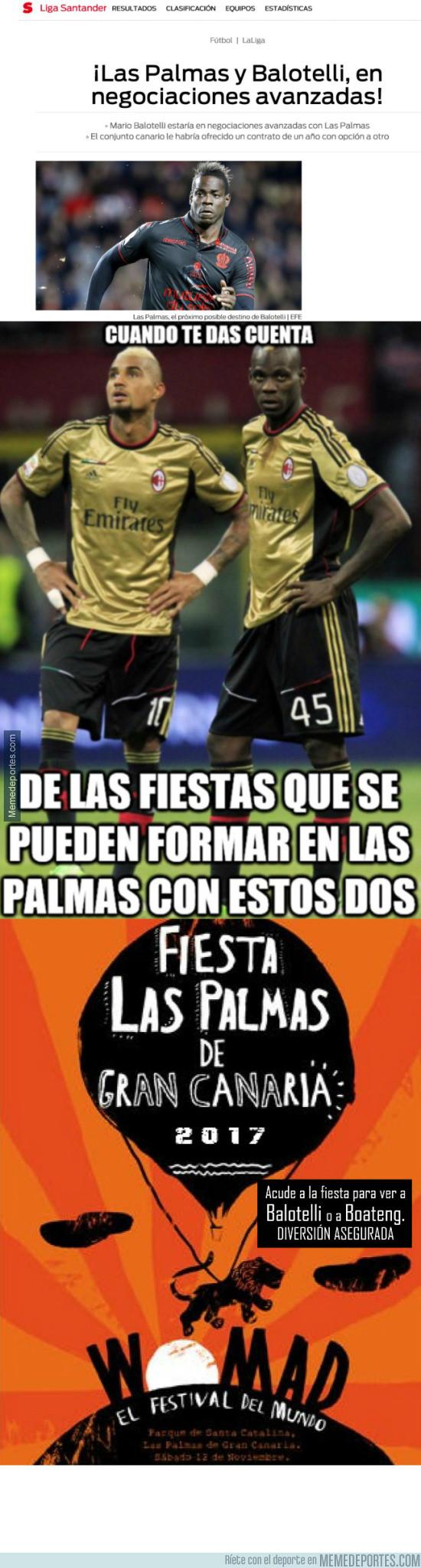 974002 - Lo que se puede venir en Las Palmas...