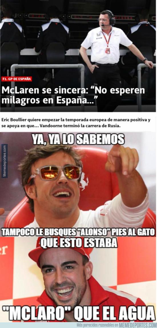 974210 - El chistaco del día, con Fernando Alonso