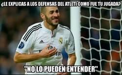 Enlace a Jugadón de Benzema ante el Atleti