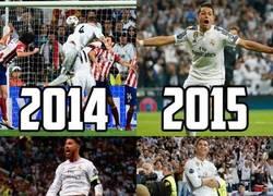 Enlace a Las fotos de los últimos derbis en Champions