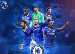 Enlace a ¡Felicidades! Chelsea campeón de la Premier League 2016/17