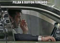 Enlace a Buffon aprendiendo de grandes leyendas