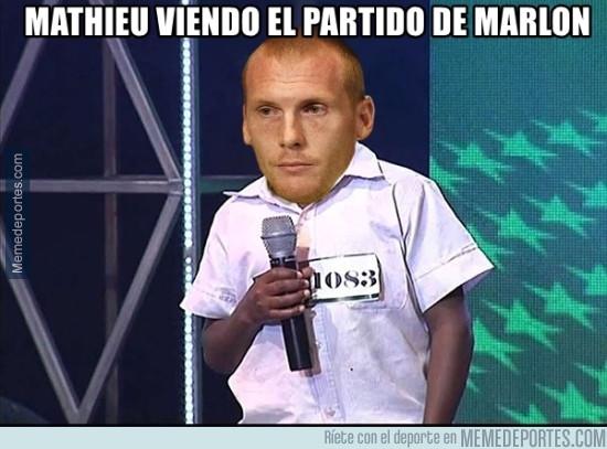 975339 - Mathieu lo va a pasar mal