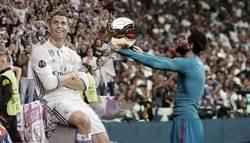 Enlace a Messi tras el espectacular final de temporada de Cristiano