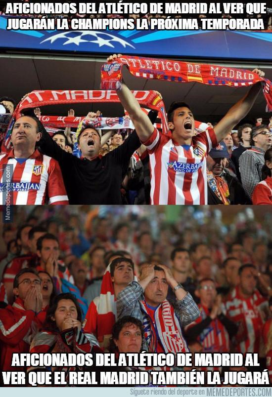975385 - No todo son buenas noticias para el Atleti, aunque juegue la Champions