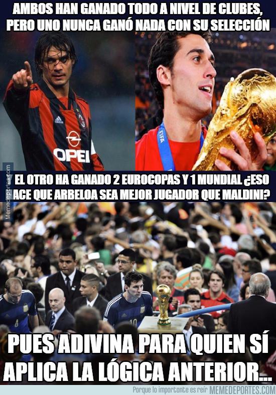 975553 - La gran injusticia del Fútbol... Y la poca objetividad de algunos.