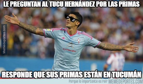 975600 - Le preguntan al Tucu Hernández por las primas del Barcelona para ganar al Real Madrid