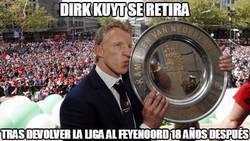 Enlace a Dirk Kuyt se retira