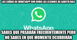 Enlace a  Whatsapp es como Bale