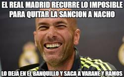 Enlace a Zidane es un loquillo