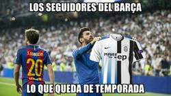 Enlace a Los del Barça en estos momentos