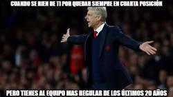 Enlace a Wenger no es tan malo