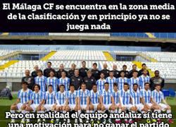 Enlace a Baia baia... este es todo el dineral que ganará el Málaga si el Madrid gana la Liga