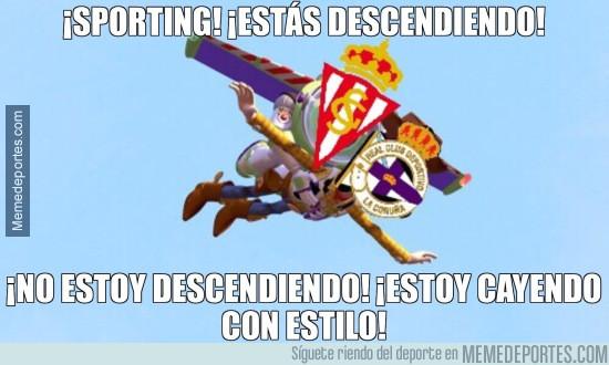 976510 - El Sporting cae con estilo