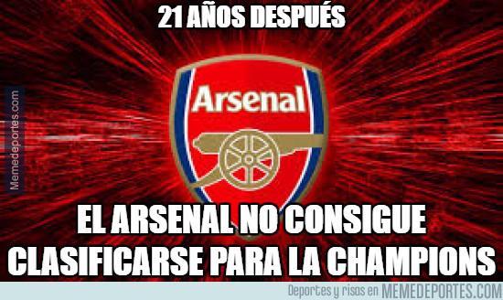 976625 - Desastre para el Arsenal...