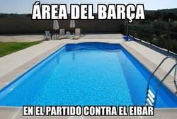 Enlace a Inexplicables los dos penaltis que le han pitado al Barça
