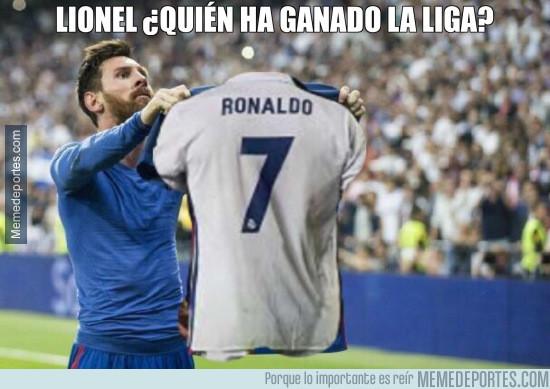 976878 - Messi sabe quién ha ganado LaLiga
