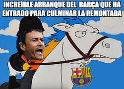 Enlace a El final de Liga para el Barça