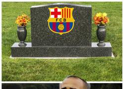 Enlace a Sandro le falló al Barça