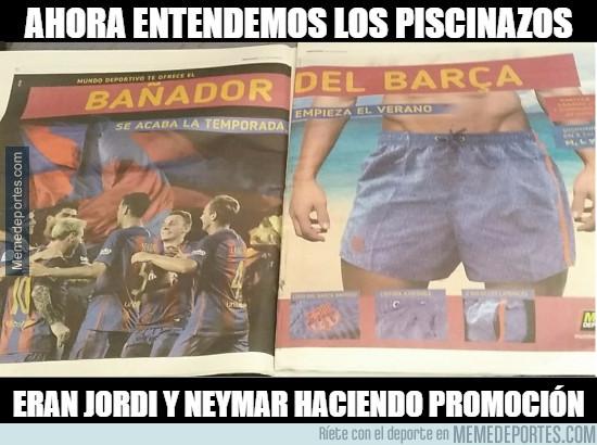 977138 - Jordi Alba y Neymar haciendo promoción
