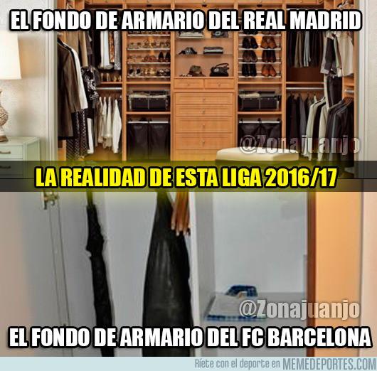 977142 - La verdadera diferencia entre el Madrid y el Barça ha sido y es...