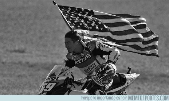 977201 - DEP Nicky Hayden. Descansa en paz, LEYENDA