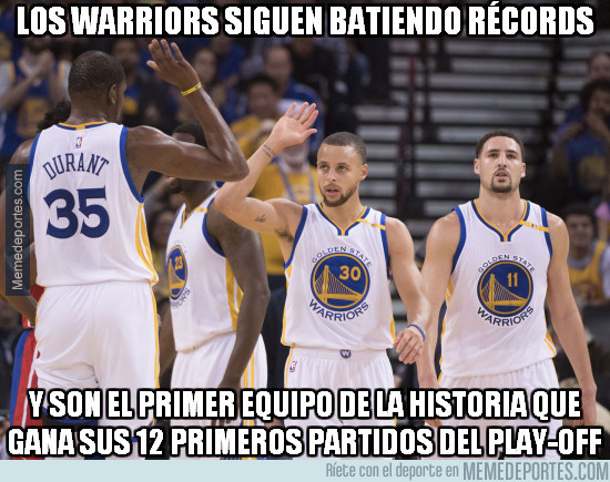 977336 - Los Warriors siguen batiendo récords