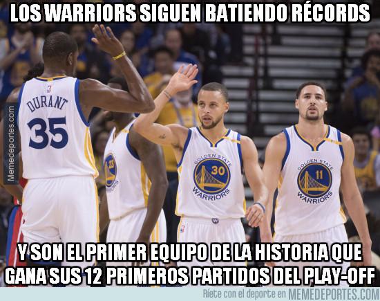 977336 - Los Warriors siguen batiendo récords