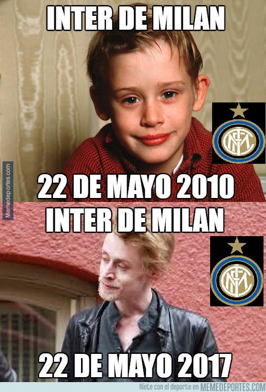 977405 - Evolución del Inter en 7 años
