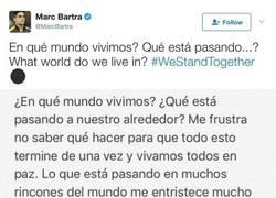 Enlace a La conmovedora carta de Bartra por el atentado en Manchester
