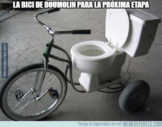 977451 - La bici de Doumolin para la próxima etapa