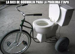 Enlace a La bici de Doumolin para la próxima etapa