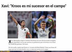 Enlace a Kroos, el sucesor de Xavi