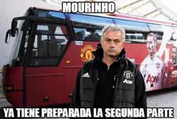 Enlace a Mourinho lo tiene claro