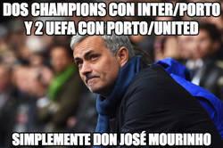 Enlace a Brutal lo de José Mourinho
