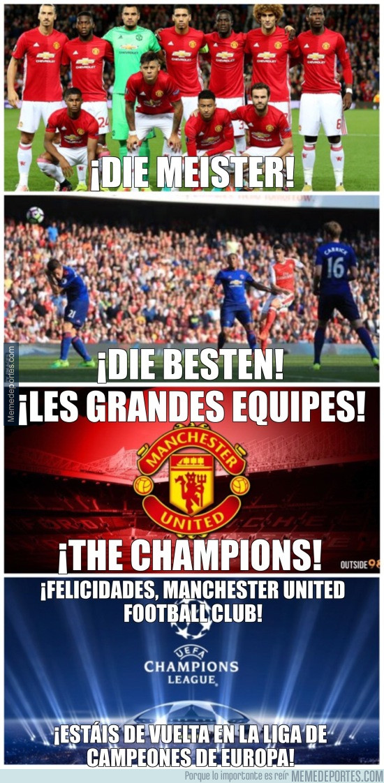 977667 - ¡Manchester United es campeón de la Europa League!